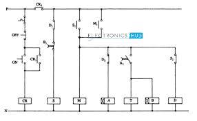star delta starter for 3 phase motor Wiring Diagram Of A Star Delta Starter automatic star delta starter (cct) control circuit wiring diagram of a star delta starter