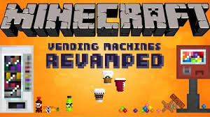 Minecraft Vending Machine Mod 17 10