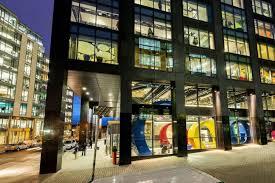 google dublin office. View In Gallery Modern Google Dublin Campus By Camenzind Evolution Office N