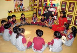 Nursery Teacher Montessori Teacher Education And Nursery Teacher Education School