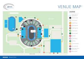 Qsac Venue Map