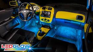 led lighting interior. Enem 12 V 4*3 Car Interior LED Light Bulbs - Glow Lighting Accessory Kit Led