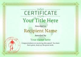 Free Soccer Certificate Templates Free Soccer Certificate Templates Add Printable Badges