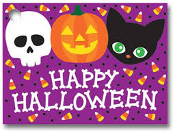 Halloween Gift Cards Halloween Theme Gift Box Collection