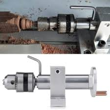 precise live revolving centre with wrench for mini lathe machine diy woodworking intl murah