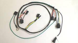 1964 64 chevy impala belair biscayne ac wiring harness 1965 Ac Wiring Harness image is loading 1964 64 chevy impala belair biscayne ac wiring ac wiring harness 2005 silverado