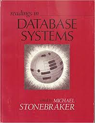 Readings In Database Systems Michael Stonebraker