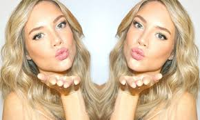 how to get victoria s secret fashion show makeup look