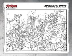 Small Picture Avengers 2012 Coloring PagesColoringPrintable Coloring Pages