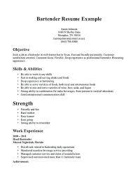 Server Job Duties For Resume Delectable Server And Bartender Resume Server Bartender Resume For Study