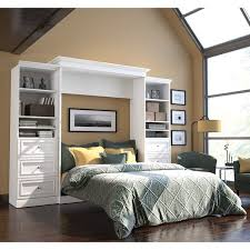 queen size murphy beds. Modren Size Versatile By Bestar 115inch Queensize Wall Bed Set For Queen Size Murphy Beds C