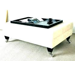 large ottoman coffee table. Sophisticated Square Ottoman Tray Large Lovely Extra Coffee Table Round L