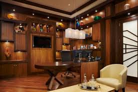 Image Table 10 Luxury Office Design Ideas For Remarkable Interior Wood Panel Office Plateauculture Office Design Ideas Wood Panel Office
