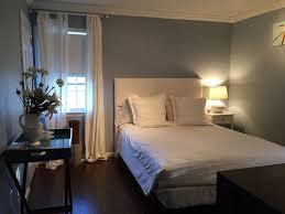 Skyline Bedroom Furniture Traditional Guest Bedroom With Hardwood Floors Crown Molding In