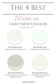 benjamin moore greige paint colors the best warm gray paint colours that are almost color consultant