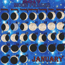 Moon Phase In January 2002 Calendar Image 2019