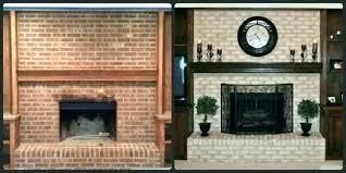 refacing a brick fireplace resurfacing a brick fireplace reface brick fireplace refacing brick fireplace with glass refacing a brick fireplace