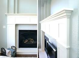 fireplace mantels shelf fireplace mantel shelves plans