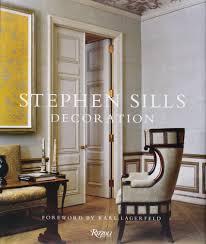 Designer Books Decor Stephen Sills Decoration Stephen Sills François Halard Karl 57