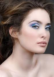 your skin plexion should be taken into consideration when you are selecting your blue eye makeup if you have fair skin and pale blue eyes you should