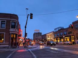 Once the street is closed off, some of the shops that line the street put a little stand out front, there. What Bozeman Montana One Of The Fastest Growing Us Cities Is Like