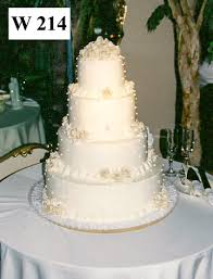 Carlos Bakery Buttercream Wedding Cake Designs