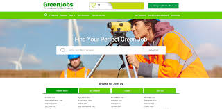 latest news strategies green jobs launch their new network of recruitment websites