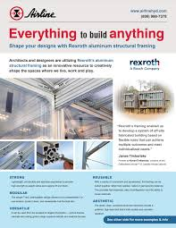 learn more about our architectural offerings