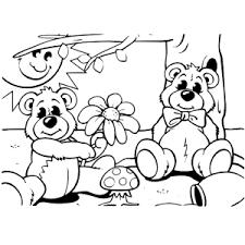 Leuk Voor Kids Beren Kleurplaten