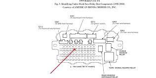99 civic fuse diagram wiring diagram site 99 civic fuse box data wiring diagram 99 civic service manual 99 civic fuse diagram