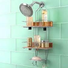 shower caddy ideas rack dorm stand