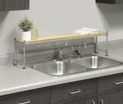 Steel Shelf For Kitchen Amazoncom Whitmor Supreme Kitchen Cart Home Kitchen