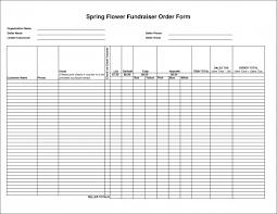 pie order form template 004 fundraiser order form template ulyssesroom