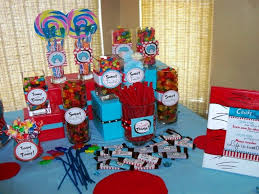Dr Seuss Party Decorations Dr Seuss Baby Shower Time For The Holidays