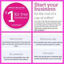 Thirty One Business Hope Wissel