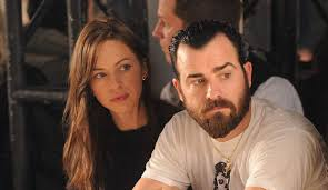 Justin and sofia are reported to have met while filming on the young and. Heidi Bivens Wiki Justin Theroux S Ex Girlfriend Was Left Heartbroken After Their Split