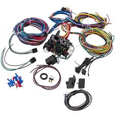 21 circuit wiring harness hot rod universal wire kit for chevy 21 circuit wiring harness hot rod universal wire kit for chevy universal ford wiring harness 21