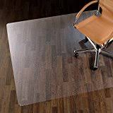 floortex ultimat polycarbonate chair mat for plush pile carpets. etm chair mat for hard floors - 75x120cm (2.5\u0027x4\u0027) | multiple floortex ultimat polycarbonate plush pile carpets b