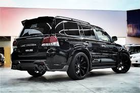 Land Cruiser 200 Gets GMG88 Widebody Kit and Forgiato Wheels ...