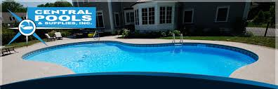cool home swimming pools. Interesting Cool Central Pools And Spas  Inground Swimming Pool Construction Company  Custom Builder Installations Vinyl Liner Replacements Supply Store  On Cool Home A