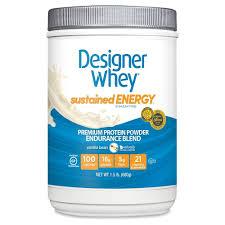 Designer Whey Target Designer Whey Sustained Energy Vanilla Bean Protein Powder