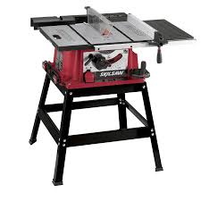 skill saw lowes. skil 15-amp 10-in table saw skill lowes