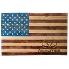 realtree veteran made american flag wall decor on patriotic outdoor wall art with veteran made american flag wall decor camo patriotic decorations