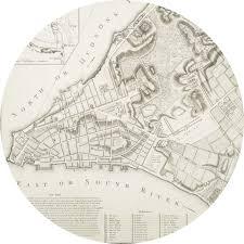 New York City 1775 Time Or Tide Clock Pod Of Edgecombcustom Handmade Nautical Chart Clocks