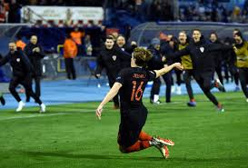 Nations League, la Croazia piega la Spagna 3-2 al 93'