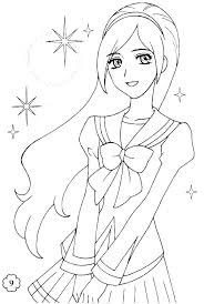 Coloring Pages American Girl Trustbanksurinamecom