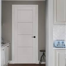 3 panel wood interior doors. Moda Solid Wood Composite Interior Doors 3 Panel