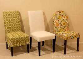 pier one dining chair slipcover