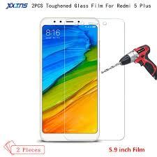 Online Shop <b>2Pcs</b>/<b>lot</b> Tempered Glass For <b>xiaomi Redmi</b> 5 Plus 3GB ...
