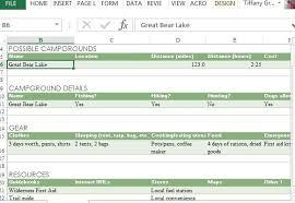 Travel Plan Template Excel Excel Trip Planner Rome Fontanacountryinn Com